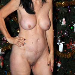 Christmas - Big Tits, Shaved