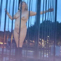 Cage Dance - Big Tits