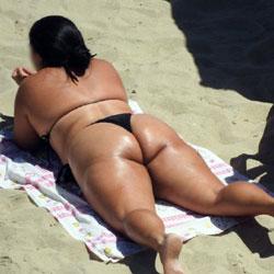 Brazilian Asses - Beach