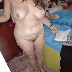 Brujita 2015 - Big Tits, Bush Or Hairy