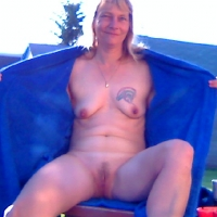 Small tits of my wife - roberta