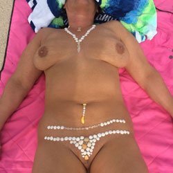Naked On Beach With Pebbles - Big Tits, Full Nude, Lying Down, Naked Outdoors, Nude In Public, Shaved Pussy, Showing Tits, Beach Pussy, Beach Tits, Beach Voyeur, Hairless Pussy, Sexy Body, Sexy Boobs, Sexy Legs