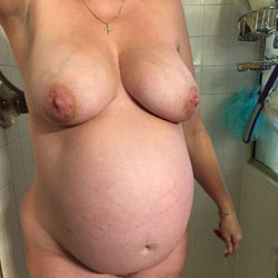 Pregnant Before And After - Big Tits, Wife/Wives