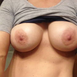 My large tits - Always Looking