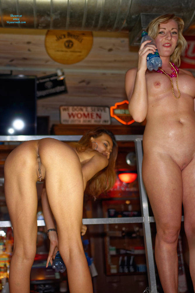 public nude girls key west