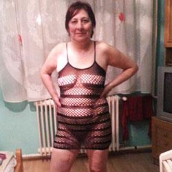 Sexy Dress - Brunette