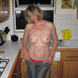 Kitchen Fun - Big Tits