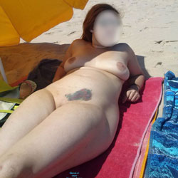 Sexy Slut Wife - Vacation 2015 - Beach, Big Tits, Wife/Wives