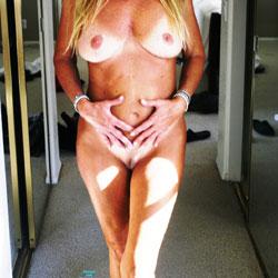 Hot Blonde - Lingerie