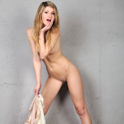 Naked Blonde Wearing Heels - Blonde Hair, Heels, Shaved Pussy, Small Tits, Hairless Pussy, Naked Girl, Sexy Body, Sexy Figure, Sexy Girl, Sexy Legs