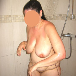 Shower - Big Tits, Wife/Wives