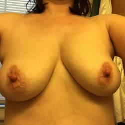 Large tits of my wife - rehabu2