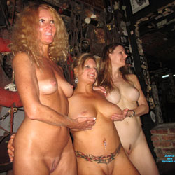 Naked Babes At Fantasy Fest - Big Tits, Full Nude, Huge Tits, Nude In Public, Perfect Tits, Shaved Pussy, Sexy Body, Sexy Boobs, Sexy Figure, Sexy Girl