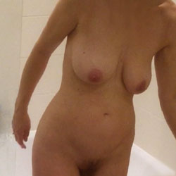 Shower Time Again - Big Tits