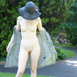 Memories From Last Summer - Exposed In Public, Flashing, Nude In Public, Shaved