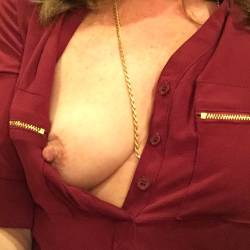Small tits of my wife - Beautiful Wife