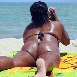 Delicious Ass - Beach