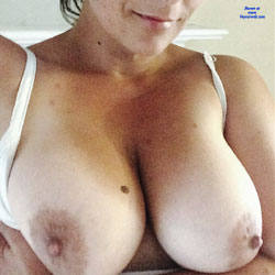 Slut Wife Emily's Tits  - Big Tits, Wife/Wives