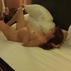 RC And Friend Have A Cum Filled Evening  - Pussy Licking, Pussy Fucking, Penetration Or Hardcore, Girl On Guy, Brunette, Blowjob, Wife/Wives