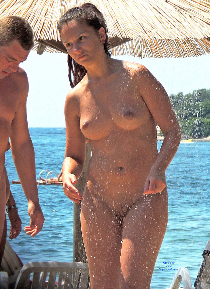 Public nude hairy outdoor steve Not