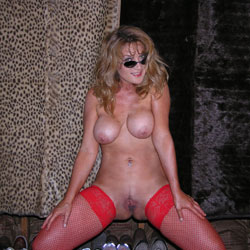 Blonde Girl Showing Big Tits And Pussy Lips - Big Tits, Blonde Hair, Perfect Tits, Showing Tits, Spread Legs, Stockings, Sunglasses, Sexy Body, Sexy Boobs, Sexy Face, Sexy Girl, Sexy Legs, Blowjob, Cumshot