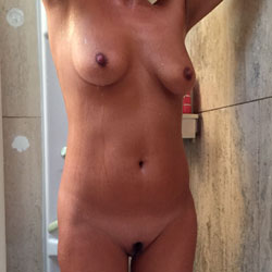 My Wife Taking A Shower - Wife/Wives