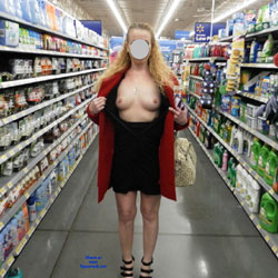 Trip To The Store - Flashing, Public Exhibitionist, Public Place