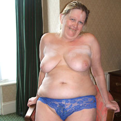 UK Slut Susan Exposed - Big Tits, Lingerie