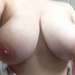 Large tits of my girlfriend - Girlfriend