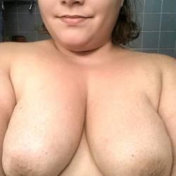 Large tits of my girlfriend - jenny