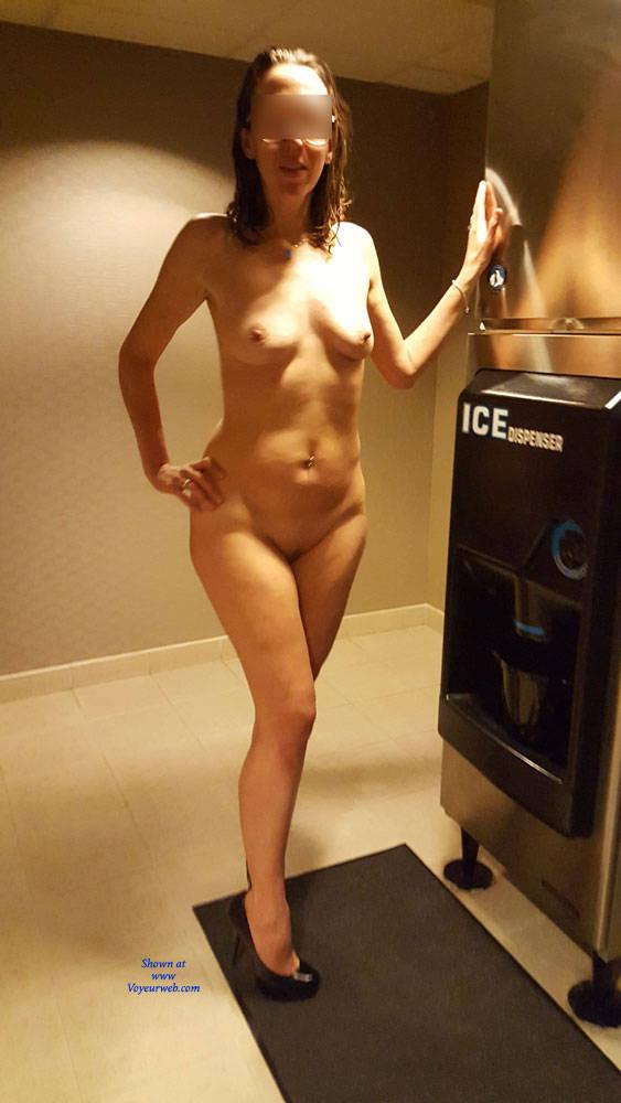 nude walk dare