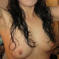 Medium tits of my ex-girlfriend - Cindy