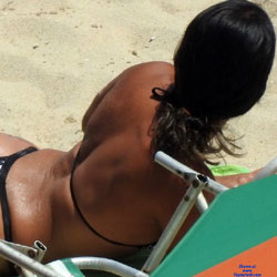 Delicious Ass In Boa Viagem Beach - Beach