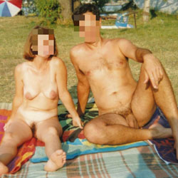 Nude Beach Camping - Outdoors, Bush Or Hairy