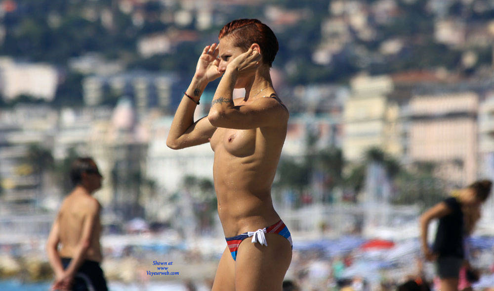 Short Hair Beach Voyeur - Nude Beach, Nude Outdoors, Small Tits, Beach Tits, Beach Voyeur, Sexy Body, Sexy Girl, Sexy Legs , Bikini Pantie, Topless, Small Tits, Short, Sexy Legs