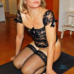 Yoga Lessons With Anna 1 - Lingerie