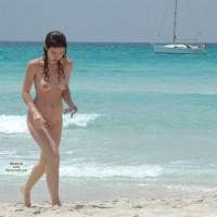 Nice Cutie At Nude Beach