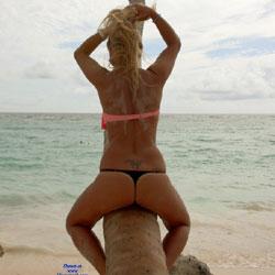 Turkey Beach - Beach, Bikini Voyeur, Blonde