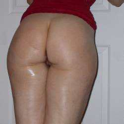 My ass - Shy housewife