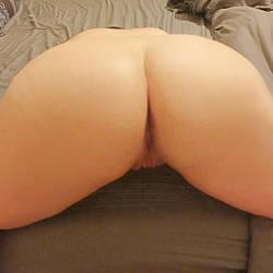 A co-worker's ass - DDMilf