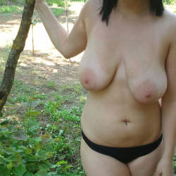 Large tits of my wife - babais