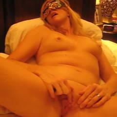 Here I Cum Again - Big Tits, Masturbation