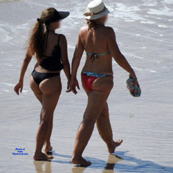 Brazillian Asses From Recife City - Beach, Beach Voyeur, Bikini Voyeur