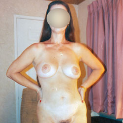 Yvonne 18 To 60 Years Old - Big Tits, Bush Or Hairy