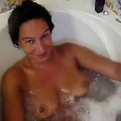 Adriana Naked - Big Tits, Brunette