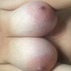 My extremely large tits - Tripledees