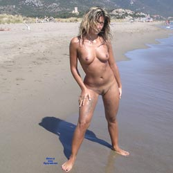 Naked At The Beach - Big Tits, Exposed In Public, Firm Tits, Full Nude, Naked Outdoors, Nude Beach, Perfect Tits, Trimmed Pussy, Beach Pussy, Beach Tits, Beach Voyeur, Hot Girl, Sexy Body, Sexy Boobs, Sexy Girl, Sexy Legs