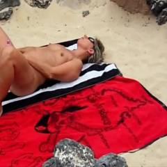 Sunbathing Masturbation Public - Beach, Masturbation, Shaved, Toys