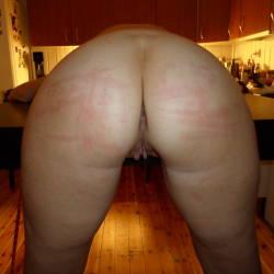 My girlfriend's ass - Claudi