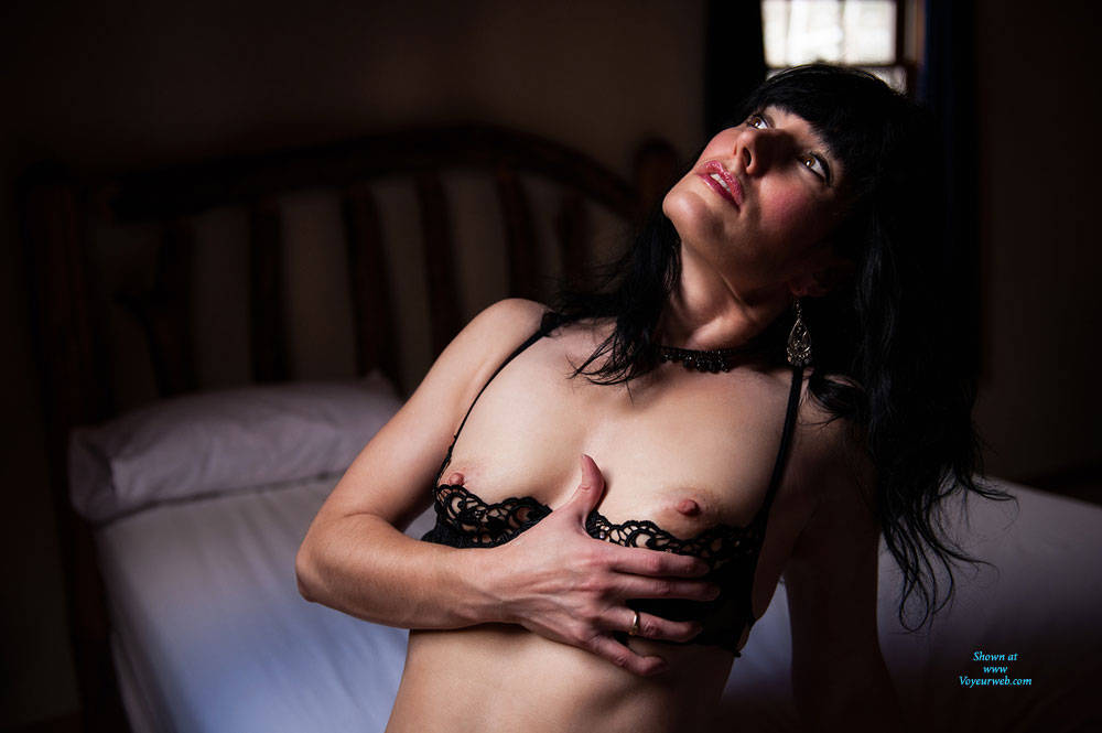 Pic #1 - Bree O'Claire - Sexy New Lingerie - Brunette Hair, Sexy Lingerie , Sexy, Brunette, Nude, Naked